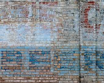 Fine Art Photography, Manitowoc WI - Beer on Bricks - Home Brewery - Architectural Photography