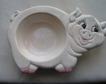 Boothe Ceramic Little piggy so cute and pink