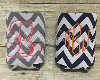 Personalized Beverage Insulator/Can Cooler
