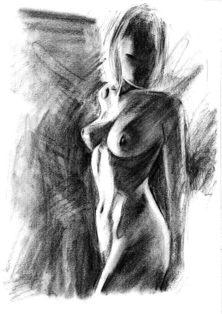 Pencil Nude 94