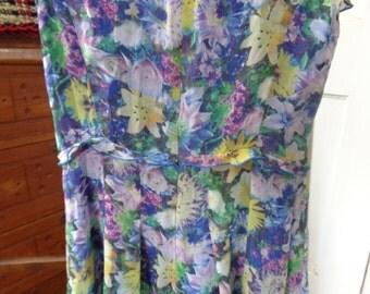 Jones New York Summer Dress
