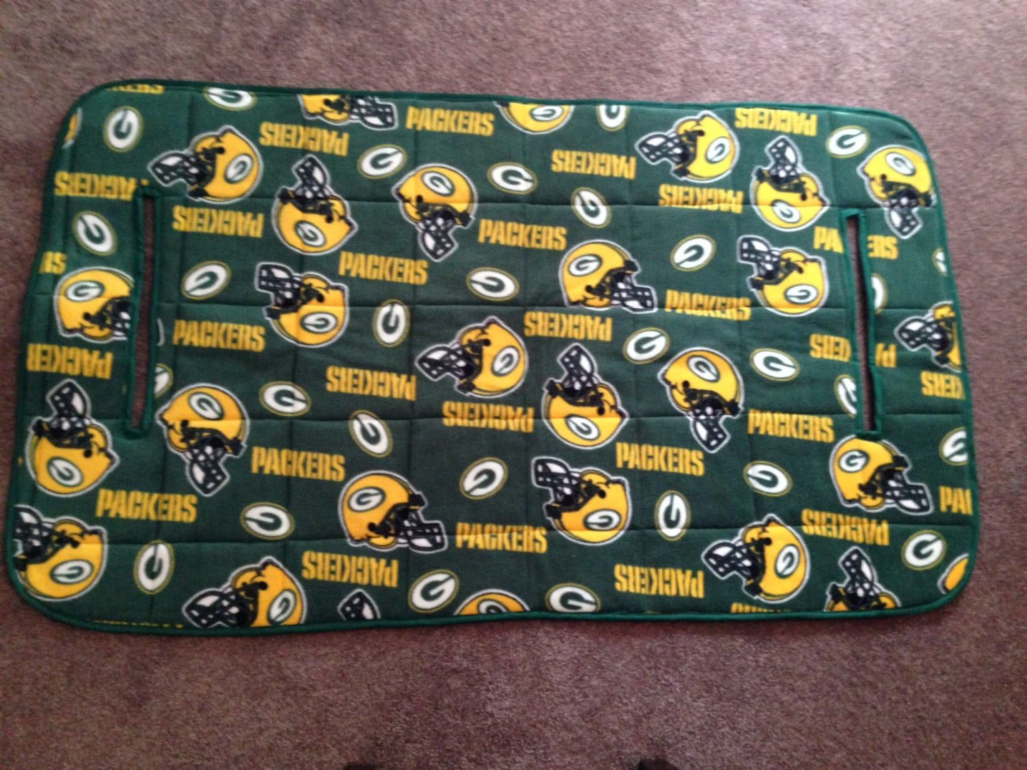 green bay packers custom golf cart seat cover. Black Bedroom Furniture Sets. Home Design Ideas