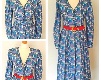 Whimiscal Winter Dress