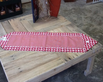 Table Runner GINGHAM AND ANTS