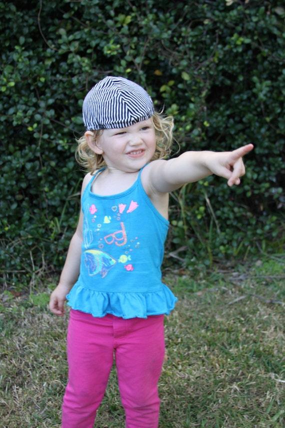 Kids Pirate Hat/skullcap with Elastic