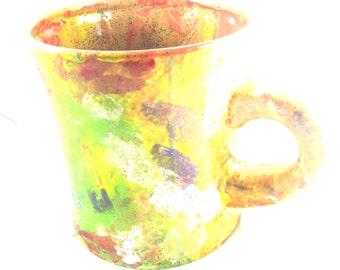 Really Big Coffee Mug by bigd0gg Art (Fall 2014 Collection)