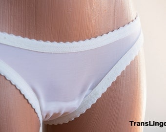 Transgender gaff lingerie for transwoman underwear travesti