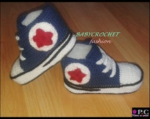 Shoes for Men, Crochet Men Slippers, Crochet Boy, Star Shoes, Crochet For Men, Tennis Men Slippers, Tennis Sneakers, Blue Shoes, Men's Shoes