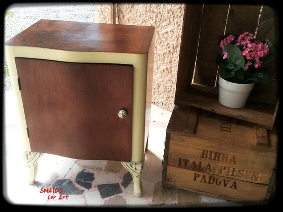 Snaico Style Bedside Tables