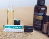 Sweet Dreams Rollerball - Essential Oils Sleep Blend 10 mL