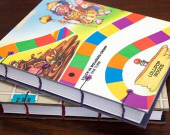 Candyland Game Journal