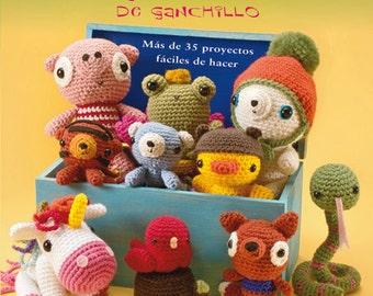 Amigurumi: Alegres Muñecos de Ganchillo por Ana Paula Rimoli -ULTIMA COPIA-