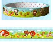 Q-LIA Petit Charm Fairy Tale Decorated Tape