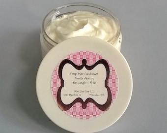 Cake Batter Ice Cream Deep Hair Conditioner 4.5 oz