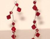 Swarovski Mobile Earrings