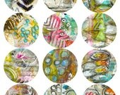 ART POPS Sticker Shapes from the Sanibel Days Collection