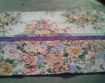 Standard Pillowcase - Floral