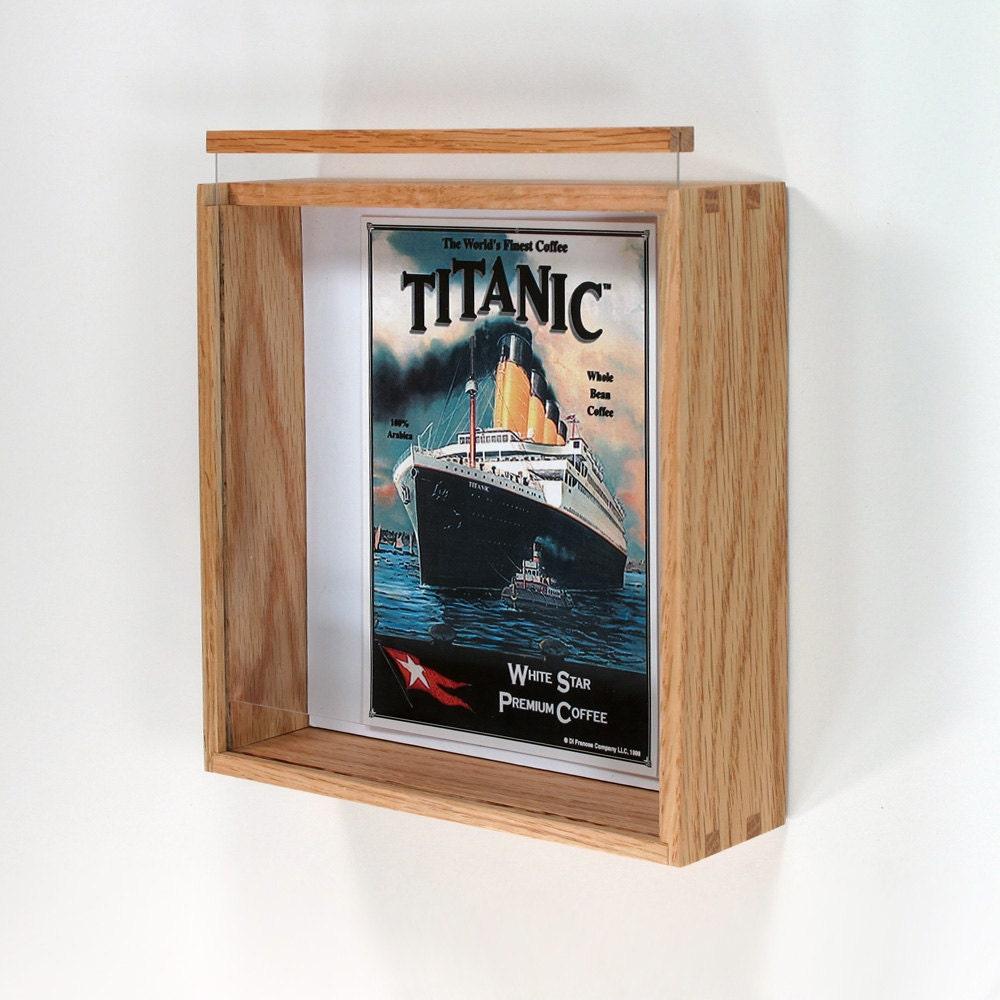 display case shadow box tabletop display wall mount. Black Bedroom Furniture Sets. Home Design Ideas