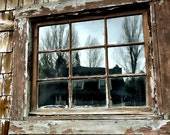 Woodland Art for Him Rustic Cabin Window Man Cave Decor Distressed Cottage Instant Download Digital Graphics Commercial Use
