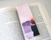 Contemplation - illustrated bookmark