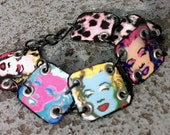 Personalized Custom Photo Album on Your Wrist Art Bracelet