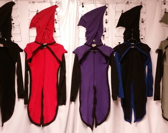 SALE! Dragonfly Shrug with CarbonX or Nomex sleeves