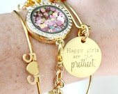 NEW DESIGN Happy Girls are the Prettiest