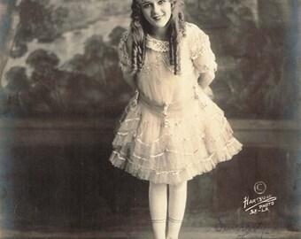 1920s Silent Movie Star MAry Pickford/ 8 x 10 print/ photo