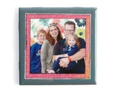 Custom Tile Magnet - Turn your favorite photos into a one-of-a-kind magnet set.  Great gift idea!