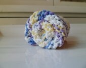 Springtime Cotton Dishcloth