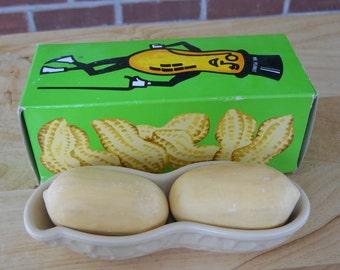 "Mr. Peanut 1975 AVON ""Nutty Soap Dish"""