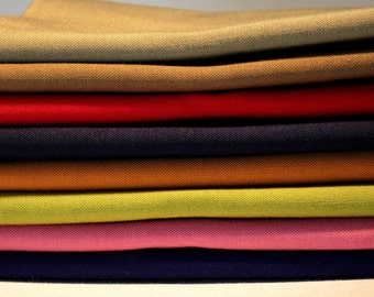 Stash Builder - Kona Solds Fat Quarter Bundle, Country Colors, FQ-011