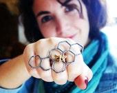 Black and Gold- Supreme Honey Knuckles
