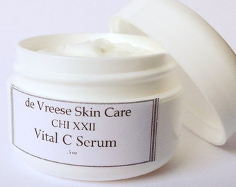Vital C Serum - esthetician formulated  - promote collagen and skin elasticity - FREE U.S Shipping