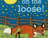 Fox on the Loose Board Book