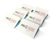 Elf Holiday Greeting Card Pack (6x)
