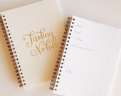 Wine Tasting Notes Journal