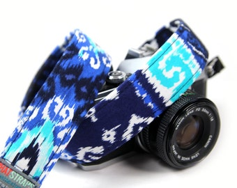 DSLR Camera straps- iKat Camera Strap in Royal