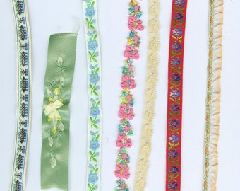 Imagine This Lace Ribbon Trim Bead Packet S Craft