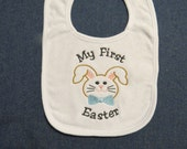 My First Easter - Bunny - Custom Orders Welcome....