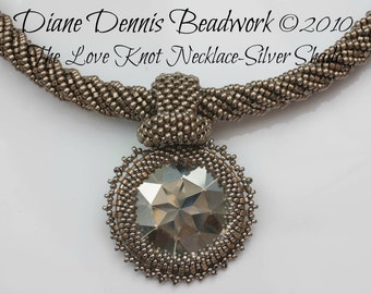 Digital Instructions for The Love Knot Pendant