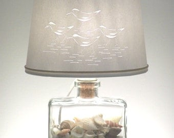 Sandpiper Accent Light--Night Light--Hallway Light--Kitchen Light