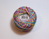 Tatting Thread, Lizbeth Size 10 Cotton Crochet Thread, Spring Flower, Color number 101
