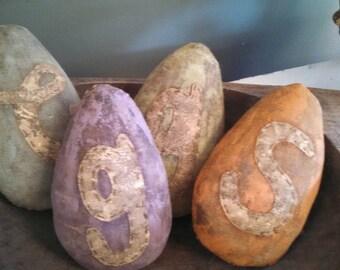 Primitive Eggs Bowl Fillers