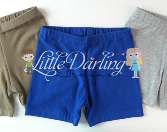 Girl Playground Shorts Monkey Bar Shorts Carwheel Shorts Knit Shorts
