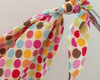 Confetti Dot Baby Blanket Swaddler Light: Receiving Blanket, Swaddling Blanket