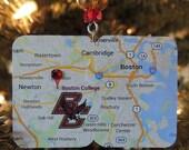 Boston College (MA) keepsake/ornament