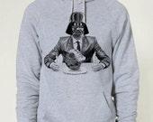 Appetite For Destruction - Mens / Unisex Pullover Hoodie ( Star Wars / Darth Vader hoodie)