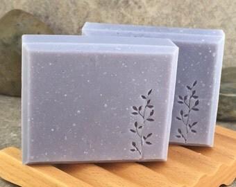 Lemon Lavender Cold Process Soap
