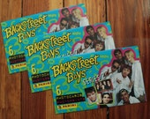 Backstreet Boys Photo cards Trading Scrapbooking 90s Nostalgia Brand NEW!